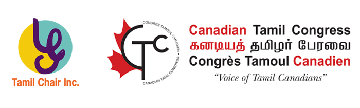 Toronto Tamil Chair